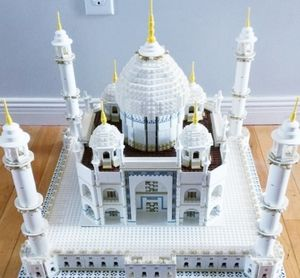 Taj Mahal Lego Set # 10189 5900 plus pcs Aug 2008